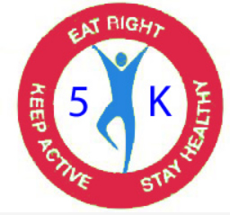 Healthy Active Life 5k run