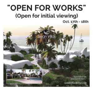 Swan Villas Open for works