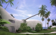 swan villas belize render02